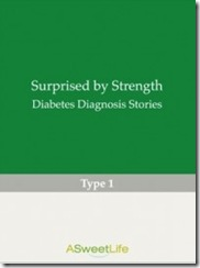 ebook type1 cover 200x270 Free eBook Shares Diabetes Diagnosis Stories